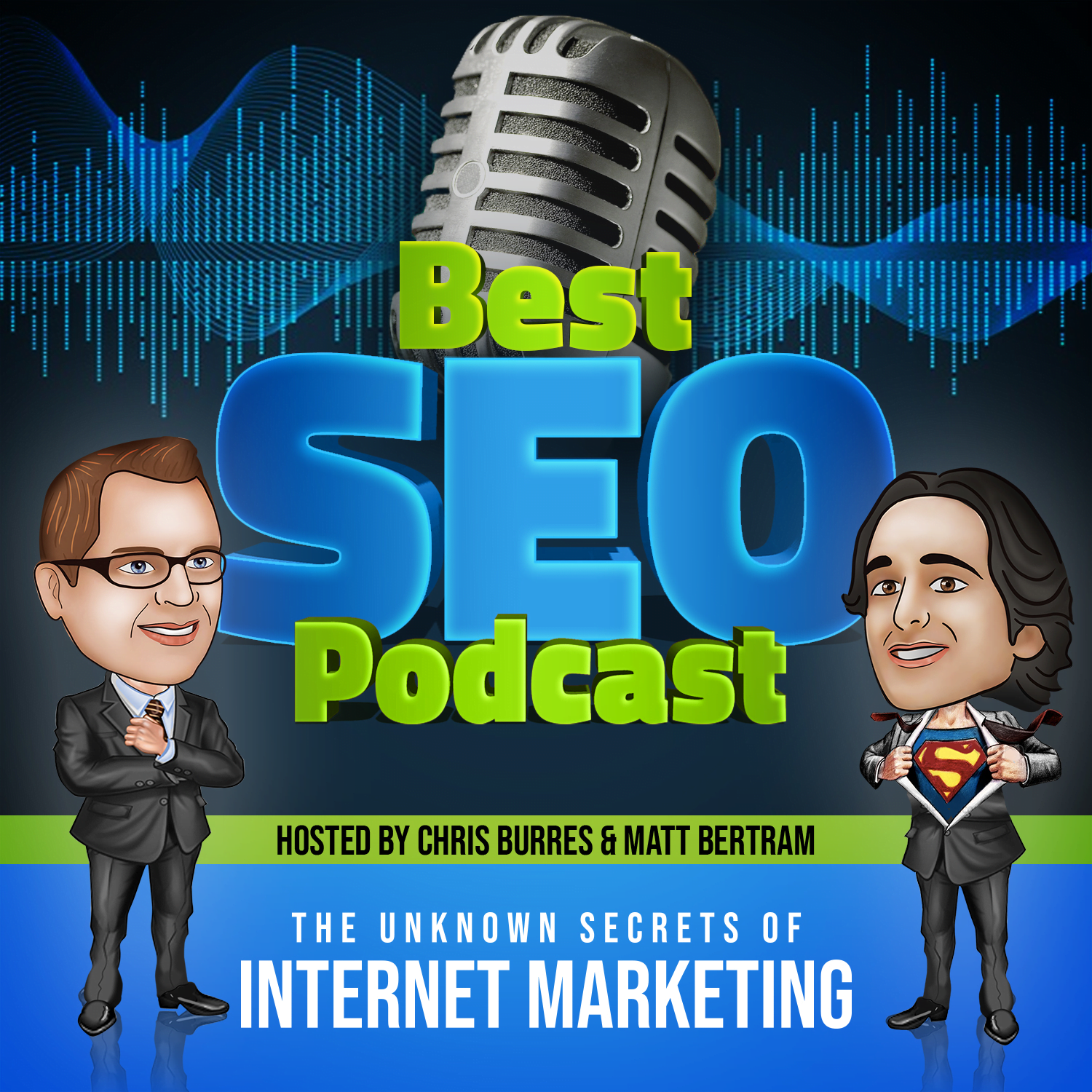 Best SEO Podcast Cover